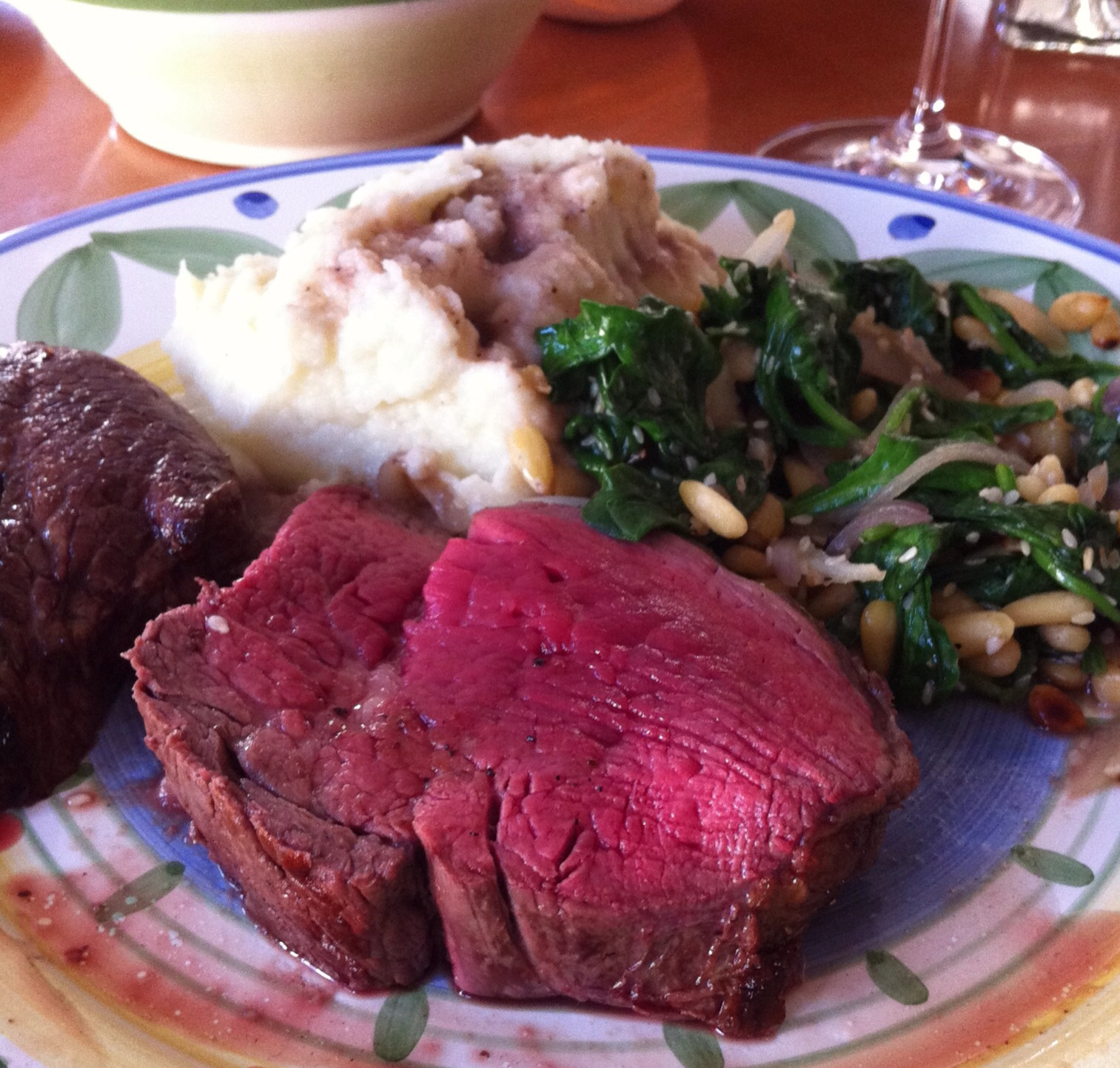 Roast Beef Tenderloin With Red Currant Jus Recipe — Dishmaps